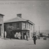 Garn Cross and Queen St., Nantyglo