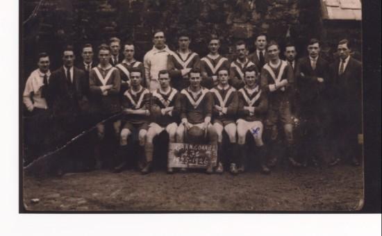 Garn Corries 1925 1926