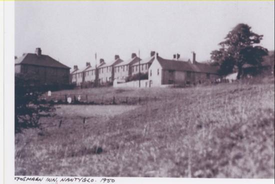 Ffosmaen Inn ( Public House)