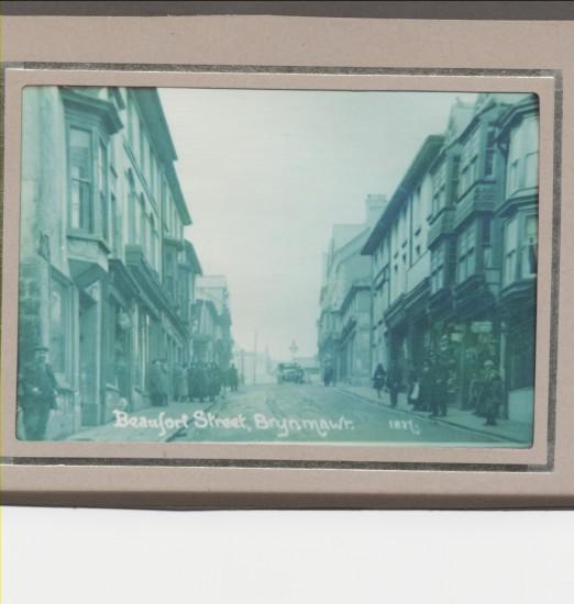 Beaufort Street Brynmawr