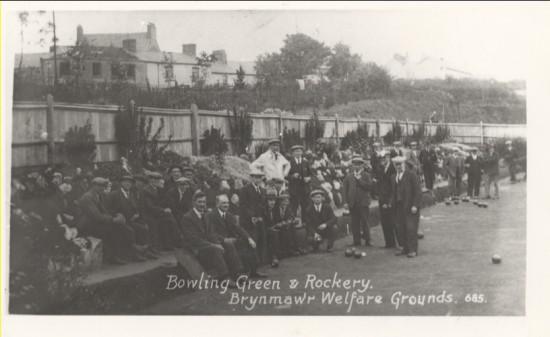 Brynmawr,Bowls Club