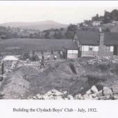 Building  of Clydach Boys Club
