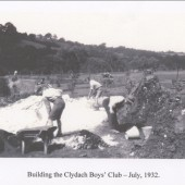 Building of Clydach Boys Club