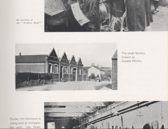 Gwalia Works (Furniture Factory)