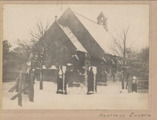 Holy Trinity Church Nantyglo