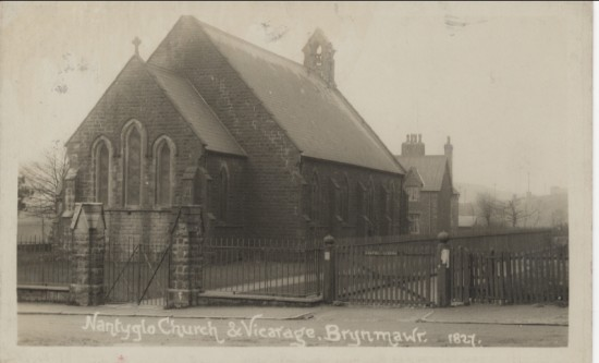 Nantyglo Church