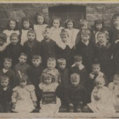 School Pupils 1900 Darenfelin