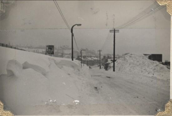 New Road Nantyglo
