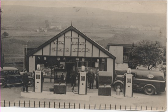 Ted.Williams Garage new Road Nantyglo