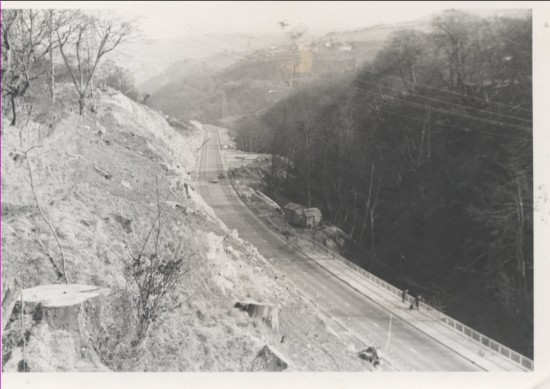 Heads of the Valley Road.