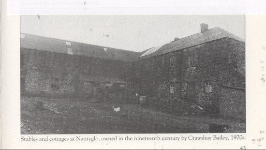 Crawshaw Baileys Stables at Nantyglo