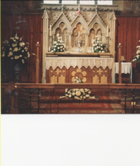 St.Mary's High Altar