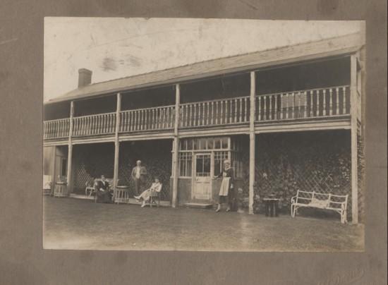 Brynmawr George Street Hermitage