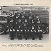 Brynmawr Fire Brigade, 1958