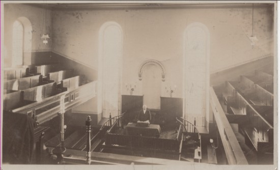 Tabor Baptist Chapel