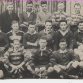 Brynmawr Rugby Photograph