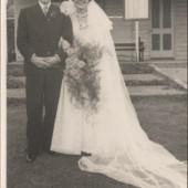 Wedding, Derek Cullinane and Bronwen