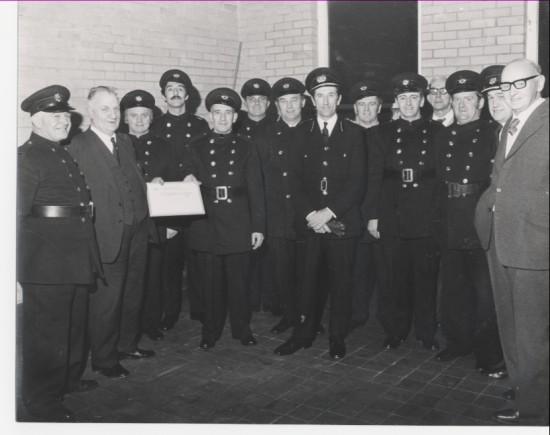 R.S.P.C.A award