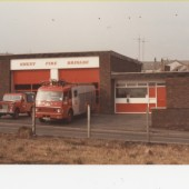 Brynmawr fire station