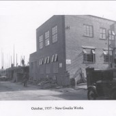 New Gwalia Works