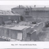 New and Old Gwalia Works