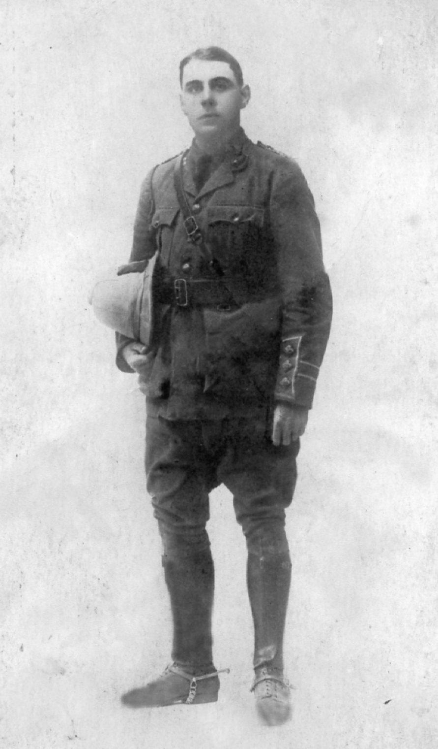 Captain James Moore