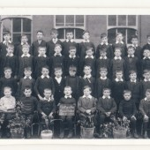 Dyffryn Council School, Std. 3