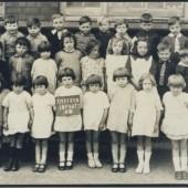 Dyffyrn Infants Class 2 Photograph