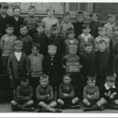 Dyffryn Boys School.  Std 1A Class Photograph