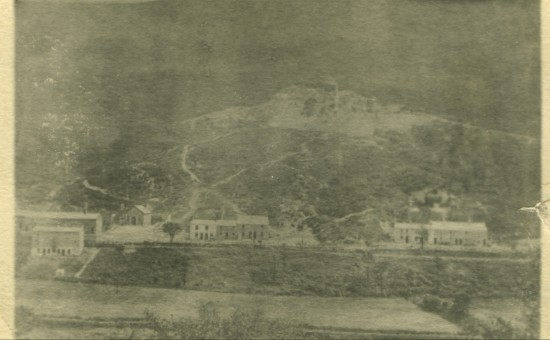 Cwm in the 1890s