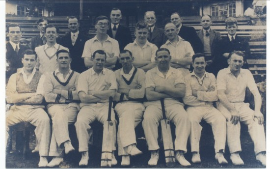 Marine Colliery Cricket XI