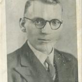 Mr B.P.Pritchard B.A B.D  Minister of Tirzah Baptist Church