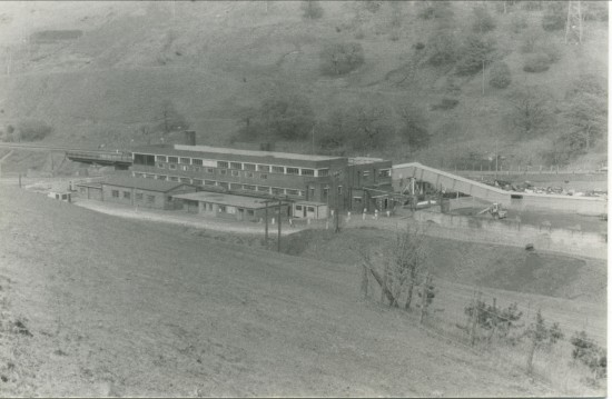 Marine Colliery Pit Head Baths