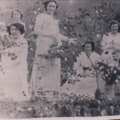Cwm Carnival, 1950s