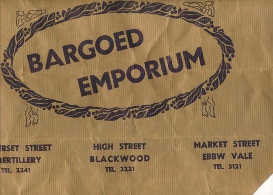 Bargoed Emporium