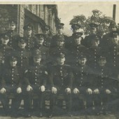Cwm Constabulary 1939 to 1945