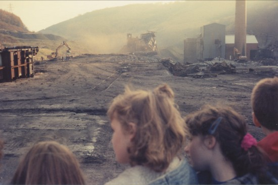 Demolition of Marine Colliery 2