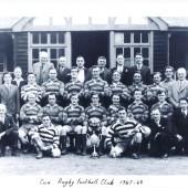 Cwm Rugby Club 1948