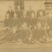 Old Caersalem Deacons
