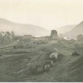 Heckett's Site opposite Waunlwyd,view South towards Cwm