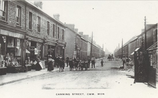 Canning Street
