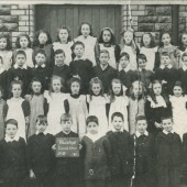 Waunlwyd Council School  Standard IV