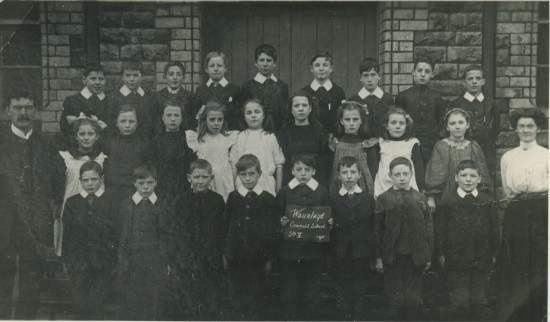 Waunlwyd Council School  Standard V 1911