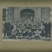 Cwm Stars Rugby Football Team 1906  1907
