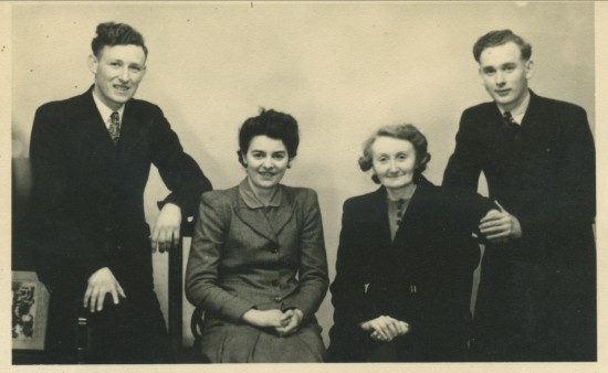 The Herbert family of Manmoel.