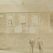 Paran Presbyterian Chapel,Manmoel