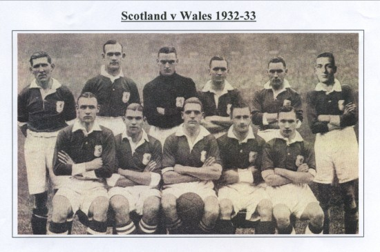 Wales Football International.Result Wales 5 Scotland 2 .Eugene O'Callaghan scored 2 goals.