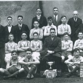 Cwm Villa Football Team 1932
