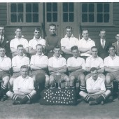 Cwm United Football Team 1933