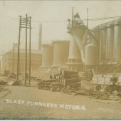 Victoria Steelworks,Blast Furnaces